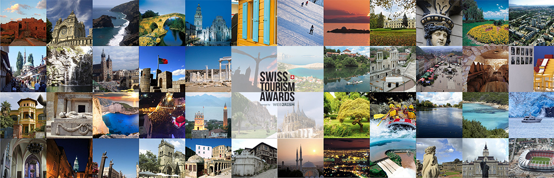 The Swiss Tourism Awards in Lugano